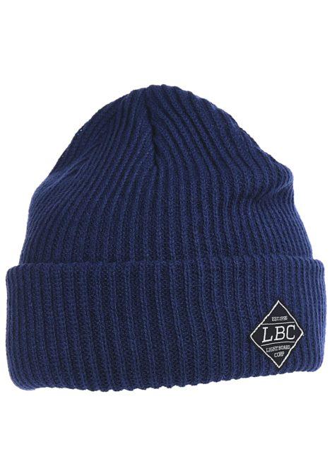 Light Docker - Mütze für Herren - Blau
