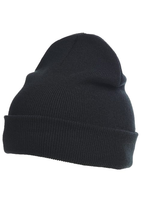 Mea Die Mütze Dünn Mütze - Schwarz