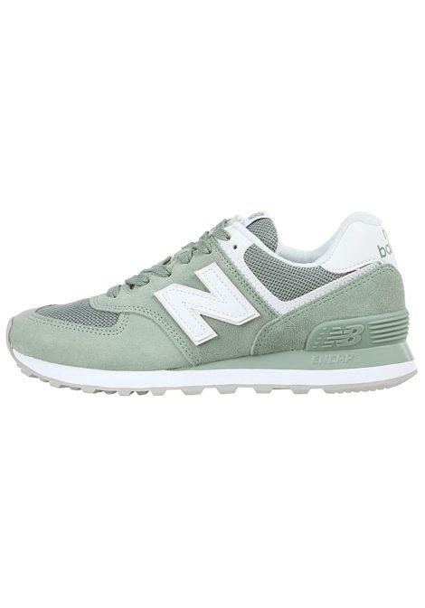 NEW BALANCE WL574 B - Sneaker für Damen - Grün