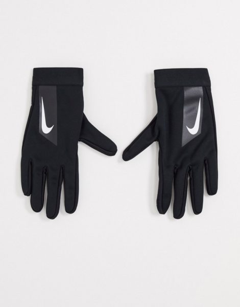 Nike Football - Academy - Superwarme Handschuhe in Schwarz
