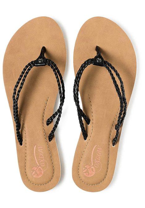 OXBOW Viaso - Sandalen für Damen - Schwarz