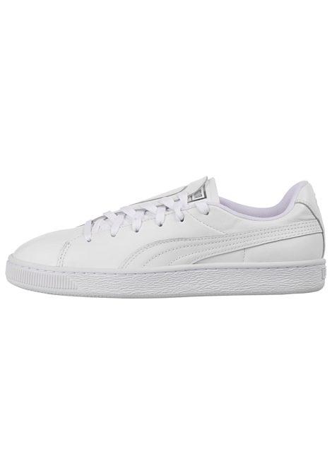 Puma Basket Crush Emboss - Sneaker für Damen - Weiß