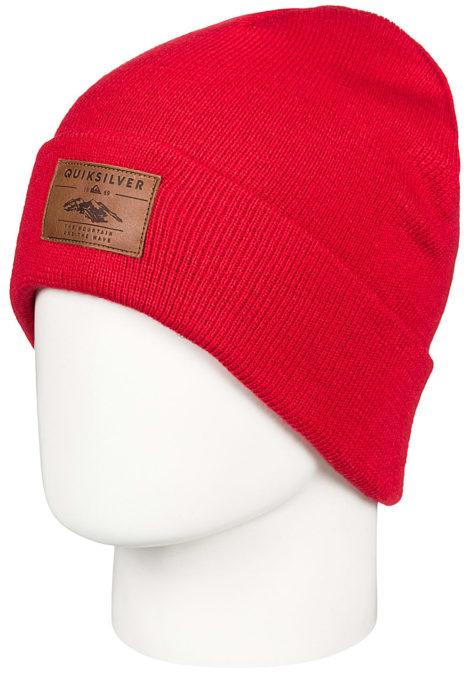 Quiksilver Brigade - Mütze für Herren - Rot