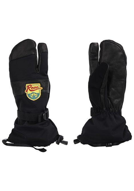 ROME Bronson Trigger - Snowboard Handschuhe für Herren - Schwarz