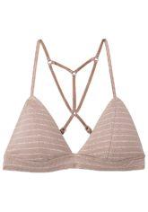 RVCA Conned Bralette - BH für Damen - Pink