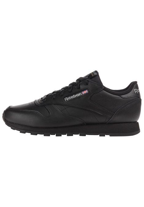 Reebok Classic Lthr - Sneaker für Damen - Schwarz