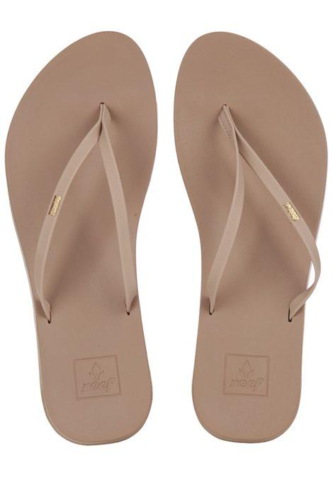 Reef Cushion Bounce Slim - Sandalen für Damen - Beige