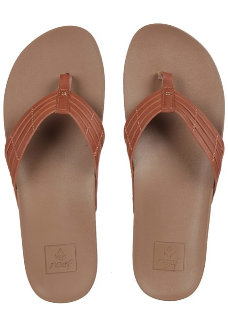 Reef Cushion Bounce Sunny - Sandalen für Damen - Braun