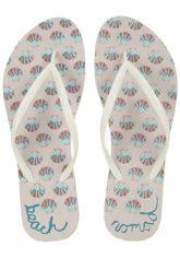 Reef Escape Basic Prints - Sandalen für Damen - Beige