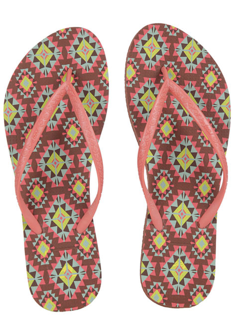 Reef Escape Basic Prints - Sandalen für Damen - Orange