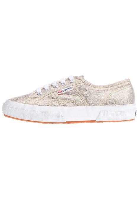 SUPERGA 2750-Lamew - Sneaker für Damen - Gold