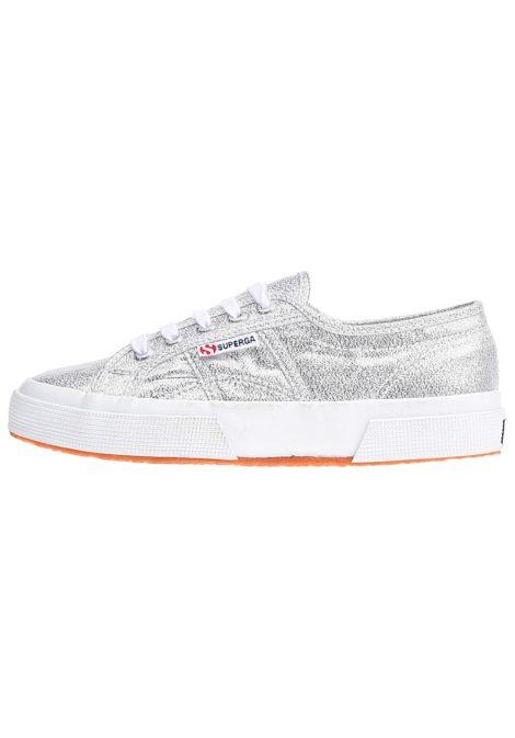 SUPERGA 2750-Lamew - Sneaker für Damen - Silber