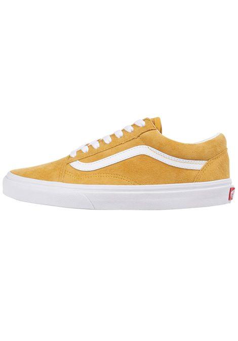 VANS Old Skool - Sneaker für Damen - Gelb