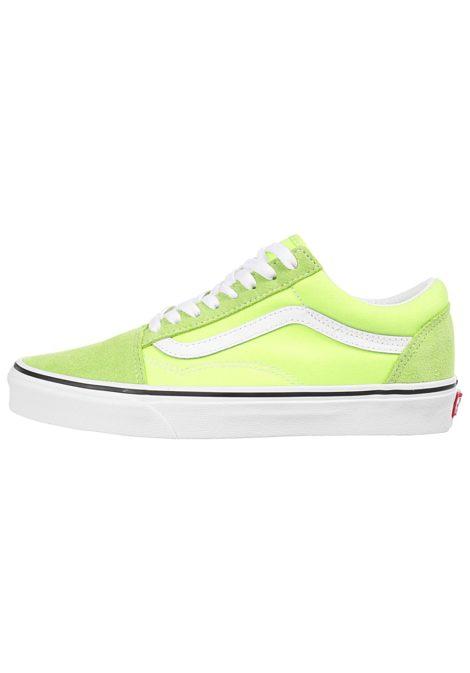 VANS Old Skool - Sneaker für Damen - Grün