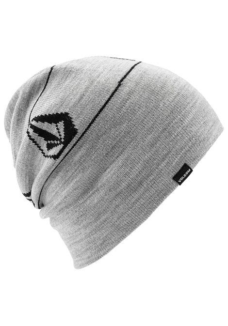 Volcom Deadly Stones - Mütze für Herren - Grau