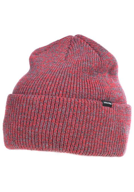 Volcom Heathers - Mütze für Herren - Rot