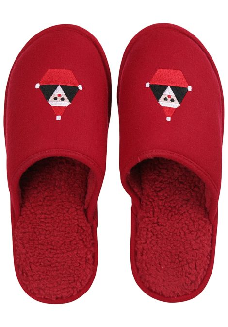 Volcom Santastone Cozy - Slip Ons für Herren - Rot
