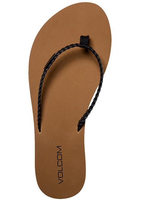 Volcom Weekender - Sandalen für Damen - Schwarz