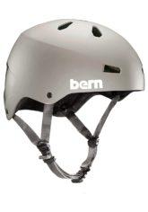 bern Macon H2O - Wakeboard Helm für Herren - Grau
