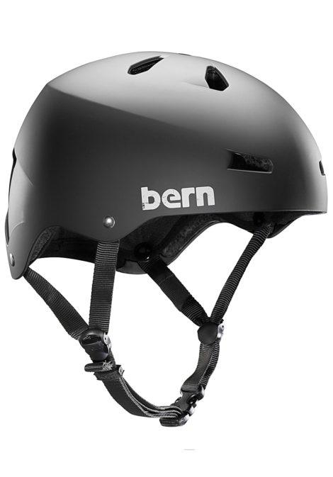 bern Macon H2O - Wakeboard Helm für Herren - Schwarz