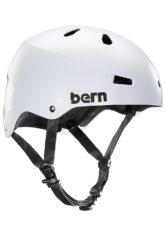 bern Macon H2O - Wakeboard Helm für Herren - Weiß