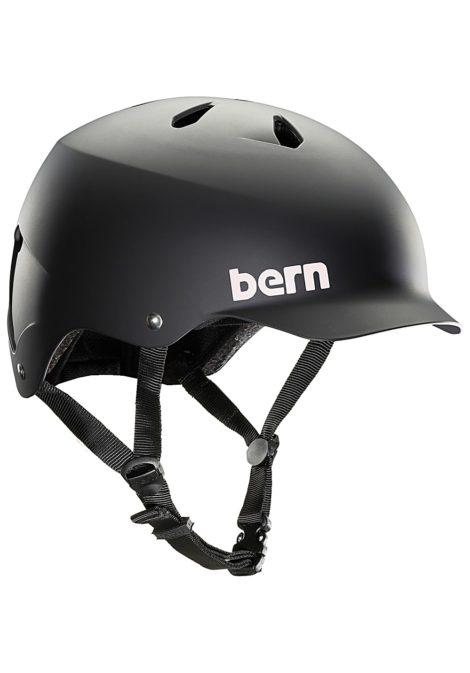 bern Watts H2O - Wakeboard Helm für Herren - Schwarz