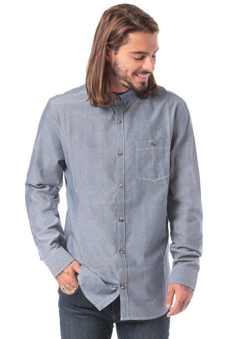BILLABONG All Day Chambray L/S - Hemd für Herren - Blau