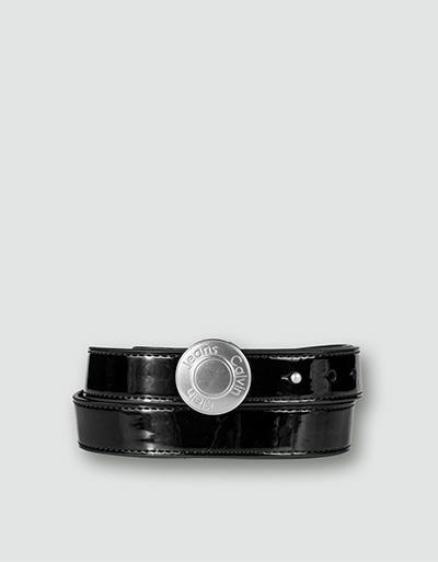 Calvin Klein Jeans Gürtel black CW22BN/ABP00/999