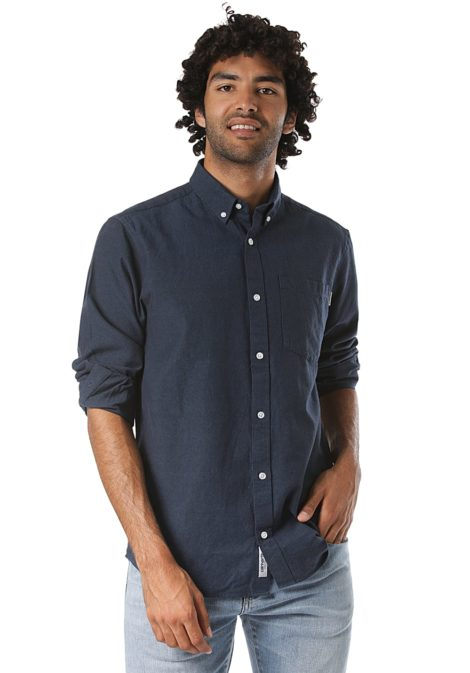 Carhartt WIP Dalton L/S - Hemd für Herren - Blau