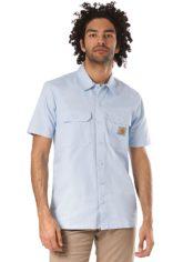 Carhartt WIP Master - Hemd für Herren - Blau