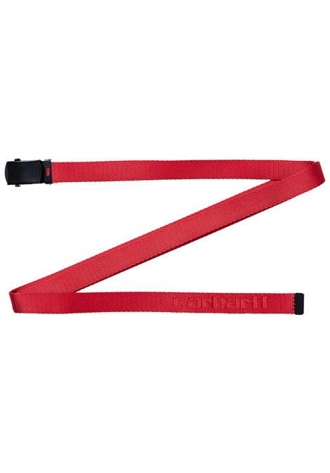 Carhartt WIP Orbit Slim - Gürtel für Damen - Rot