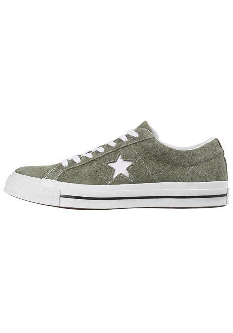 Converse One Star Ox Field - Sneaker für Herren - Grün