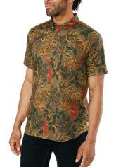 Dakine Poipu Woven - Hemd für Herren - Grün