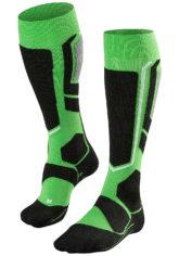FALKE SB 2 - Snowboard Socken für Herren - Grün