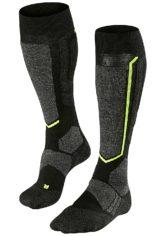 FALKE SB 2 - Snowboard Socken für Herren - Schwarz