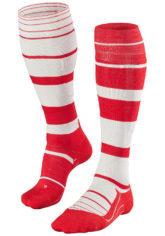 FALKE SK 4 Trend - Snowboard Socken für Herren - Rot