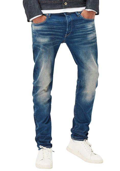 G-STAR RAW 3301 Slim - Jeans für Herren - Blau