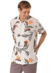 Globe Hot Sand S/S - Hemd für Herren - Grau