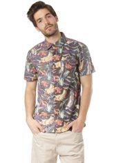 Hurley Fat Cap Woven - Hemd für Herren - Schwarz