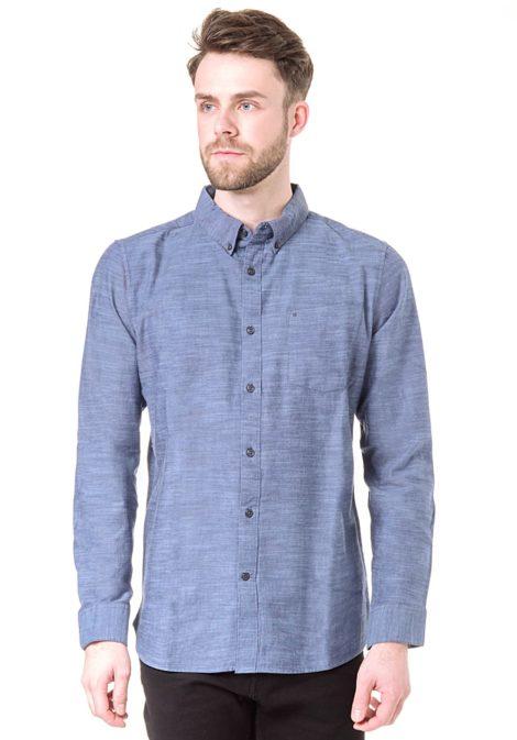 Hurley One&Only Woven 2.0 - Hemd für Herren - Blau