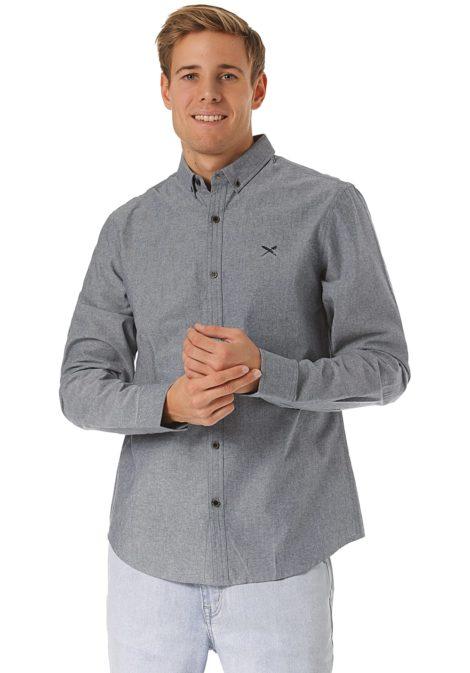 Iriedaily Samuel - Hemd für Herren - Blau
