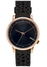 Komono Estelle Cutout - Uhr für Damen - Schwarz