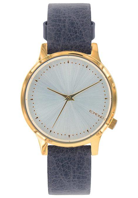 Komono Estelle - Uhr für Damen - Blau
