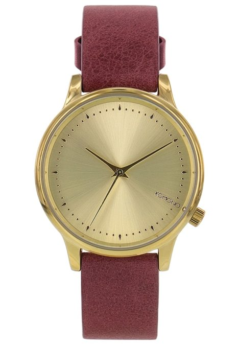 Komono Estelle - Uhr für Damen - Gold