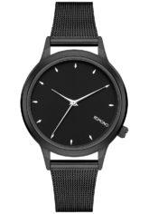Komono Lexi Royale - Uhr für Damen - Schwarz