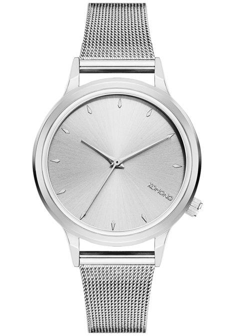 Komono Lexi Royale - Uhr für Damen - Silber