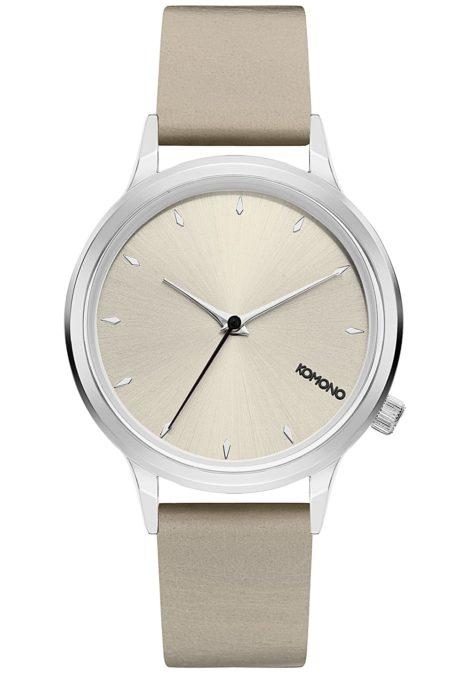 Komono Lexi - Uhr für Damen - Weiß