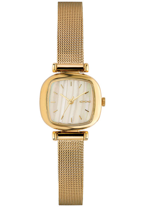 Komono Moneypenny Royale - Uhr für Damen - Gold