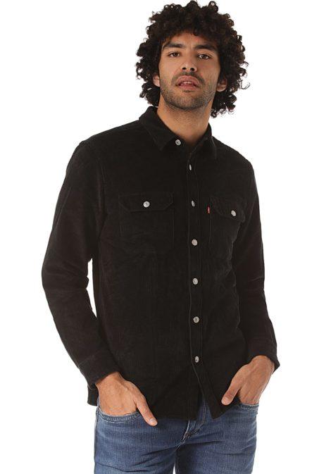 Levi's SKATE Jackson Worker - Hemd für Herren - Schwarz