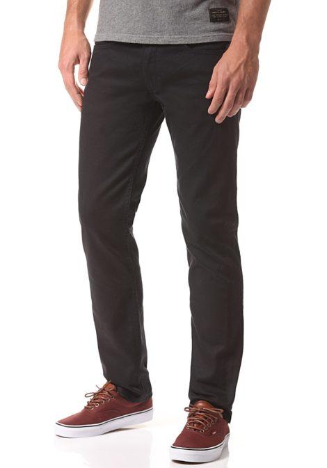 Levi's SKATE Skate 511 Slim 5 Pocket SE - Jeans für Herren - Schwarz